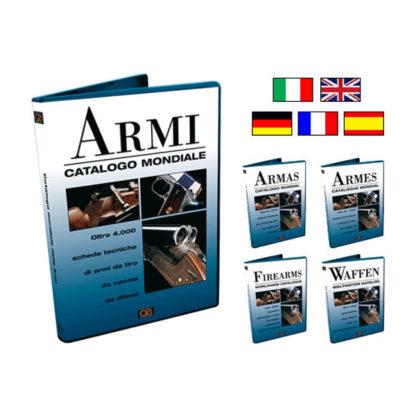 DVD Catalogo mondiale delle armi