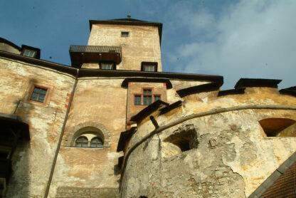 Il castello di Arva (Ungheria)